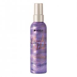 Indola Blond Addict, spray nabłyszczający do chłodnych odcieni blond, 150ml