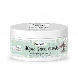Nacomi, maska algowa - oczyszczająca z olejkiem z drzewa herbacianego, 100ml/42g