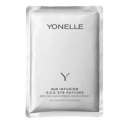 Yonelle H2O Infusion, infuzyjne płatki S.O.S. pod oczy, saszetka 1szt.