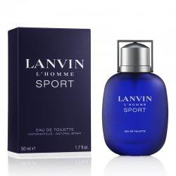Lanvin L Homme Sport, woda toaletowa, 100ml (M)