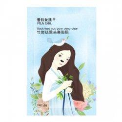 Pilaten Pila Girl, plaster oczyszczający na nos