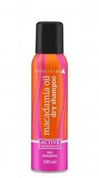 Bioelixire, suchy szampon z olejkiem macadamia, 150ml