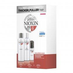 Nioxin 3D System 4, zestaw pielęgnacyjny, 150+150+50ml