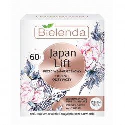 Bielenda Japan Lift, odżywczy krem przeciwzmarszczkowy na dzień 60+, 50ml