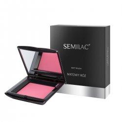Semilac Makeup, matowy róż do policzków, 5,5g
