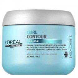 Loreal Curl Contour, maska do włosów kręconych, 150ml