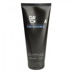 David Beckham The Essence, żel pod prysznic, 200ml (M)
