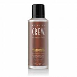 American Crew Techseries, spray dodający objętości, 200ml