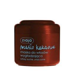 Ziaja Masło kakaowe, maska do włosów wygładzająca, 200ml