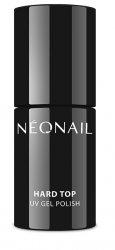 NeoNail Hard Top, przezroczysty top nabłyszczający, 7,2ml