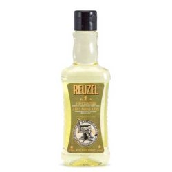 Reuzel Aftershave, płyn po goleniu, Wood&Spice, 100ml