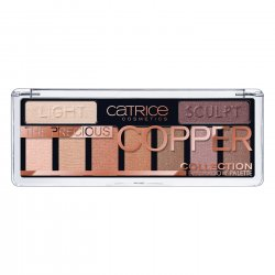 Catrice The Precious Copper Collection Eyeshadow Palette, paleta cieni do powiek