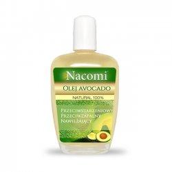Nacomi, olej avocado, 50ml