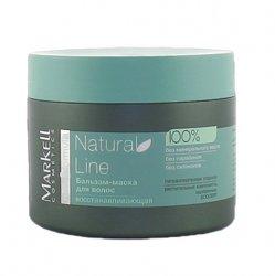 Markell, Natural Line, balsam-maska regenerująca, 290g