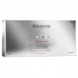 Kerastase Aminexil Specifique, intensywna kuracja przeciw wypadaniu włosów w ampułkach, 42x6ml