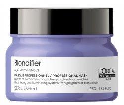 Loreal Blondifier, maska do włosów blond, 250ml