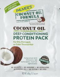 Palmers Coconut Oil, kuracja proteinowa do włosów, 60g