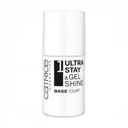 Catrice, baza pod lakier, Ultra Stay & Gel Shine