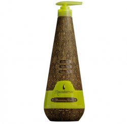 Macadamia, nawilżająca odżywka z olejkami, 1000ml