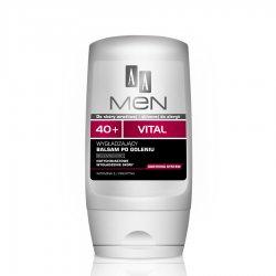 AA Men 40+, wyg�adzaj�cy balsam po goleniu, 100ml