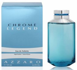 Azzaro Chrome Legend, woda toaletowa, 40ml (M)