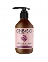 OnlyBio, żel do mycia twarzy, hipoalergiczny, 250ml