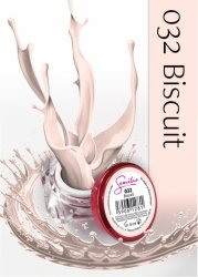 Semilac UV Gel Color 032 Biscuit, 5ml