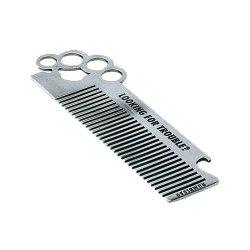 Schmiere Brass Knuckles Comb, grzebień do włosów