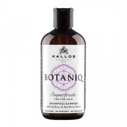 Kallos Botaniq Superfruits, szampon do włosów, 300ml