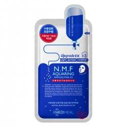 Mediheal N.M.F Aquaring Ampoule Mask EX., maska-ampułka nawilżająco-wygładzająca, 27ml