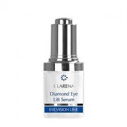 Clarena Diamond Eye Lift Serum, liftinguj�ce serum pod oczy, 30ml