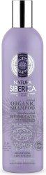 Natura Siberica, organiczny szampon do suchych włosów Odnowa i Ochrona, 400ml