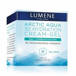 Lumene Arctic Aqua, krem-żel dla cery normalnej i suchej, 50ml