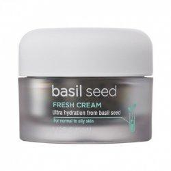 It's Skin Basil Seed, intensywnie nawilżający krem do cery tłustej i mieszanej, 50ml