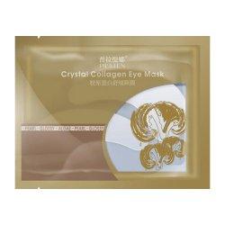 Pilaten Crystal Collagen Eye Mask, żelowe płatki pod oczy, 6g