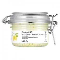 SKIN79, Yum Yum Cleanser Lemon, mus oczyszczający z cytryną, 100g