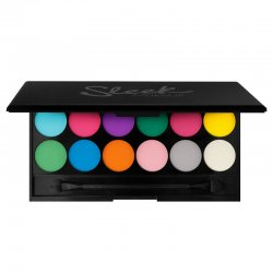 Sleek Makeup, paleta cieni do powiek, V1 Brights