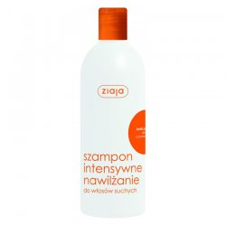 Ziaja, szampon do włosów Intensywne Nawilżanie z kiełkami pszenicy, 400ml