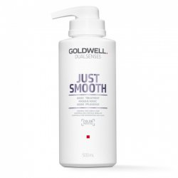 Goldwell Dualsenses Just Smooth, 60-sekundowa kuracja ujarzmiająca, 500ml