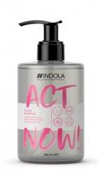 Indola Act Now!, wegański szampon do włosów farbowanych, 300ml