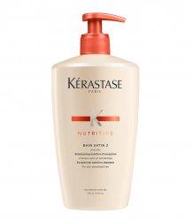 Kerastase Nutritive Irisome 2, kąpiel odżywcza do włosów suchych i uwrażliwionych, 500ml