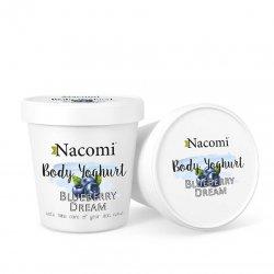 Nacomi, jogurt do ciała - borówka, 180ml