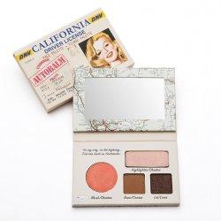 The Balm Autobalm California, paleta kosmetyków do makijażu