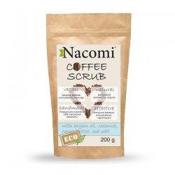 Nacomi, peeling suchy - kawa, 200g