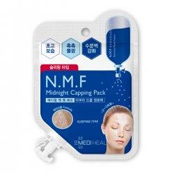 Mediheal N.M.F Midnight Capping Pack, maska nawilżająca na noc, 15ml