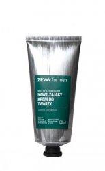 ZEW for Men, multi-zadaniowy nawilżający krem do twarzy, 80ml