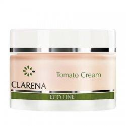 Clarena Eco Line, krem przeciwzmarszczkowy z pomidorem, 50ml