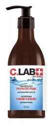 Cece C.lab, płyn do rąk o działaniu antybakteryjnym, 60% alkoholu, 270ml
