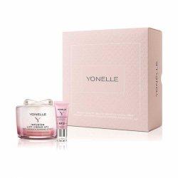Yonelle Infusion, zestaw, lift cream N°1, 55ml + nanodisc maska N°2