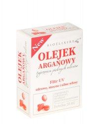 Bioelixire Argan Oil, serum do włosów z olejkiem arganowym, filtr UV, 20ml